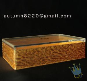 China BO (43) acrylic donate case wholesale