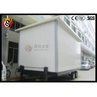 China Motion 5D Mobile Cinema with Mobile Cinema Cabin and Motion Chair wholesale