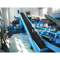 China Customized Waster Rubber Recycling Plant Tire Shredding Equipment on sale