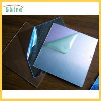 China Removable 304 Stainless Steel Protective Film For Refrigerator Leave No Residue wholesale