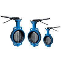 China Wafer and Lug Type Butterfly Valve with Pin wholesale