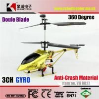 China Falcon VII 8827 3 Channel Micro RC Helicopter With Buid-in Gyro wholesale
