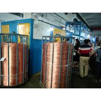 China Metal Melting Furnace Continuous Wire Drawing Machine Copper Rod Upward Casting wholesale
