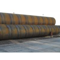 China 3PE Protection Coatings SAW Steel Pipe With Carbon Steel Material GB / EN / JIS / IS wholesale