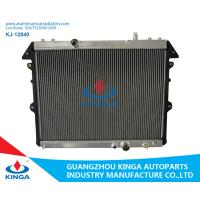 China Hilux Innova 2004- Diesel Mt Toyota car Radiator OEM 16400-Ol160/Ol120/Ol140 wholesale