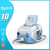 China Beijing Sanhe Beauty professional manufacturer/ diode laser hair removal machine on sale