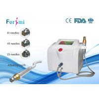 China best microneedle rf fractional machine for acne removal skin rejuvenation frequency 5Hz for beauty spa use wholesale