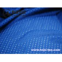 Quality 100% polyester mesh fabric butterfly pattern for lining fabric for sale