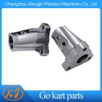 China Go Kart Angled Steering Hun Mount - Fits 20mm Shaft- 6061-T6 - 7.5 Degree on sale