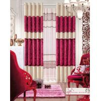 China Colorful Wide Modern Home Textile Products Blackout Curtains for Decoration wholesale