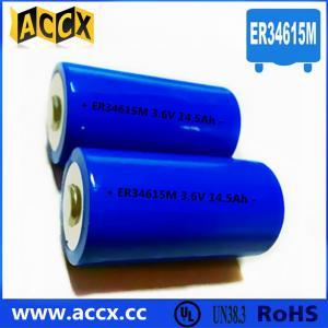 China ER34615M 3.6V 14.5Ah wholesale