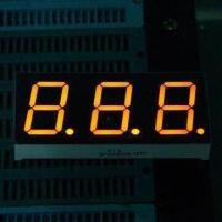 China 7 Segment LED Numeric Display with 0.80 Inch Three Digits, for Rate Display wholesale