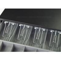 China 12V 24V RJ11 RJ12 Electronic Cash Drawer With Coin Sorter Tray 420A wholesale