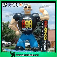 China The Gym Advertising Inflatable Muscle Man wholesale