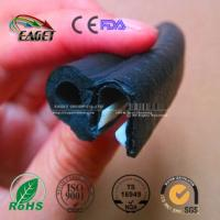 China EPDM Window Edge Trim Rubber Seal on sale