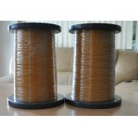 China 0.16 - 1.0mm Self Solderable TIW Wire , High Voltage Copper Wire For Memory wholesale