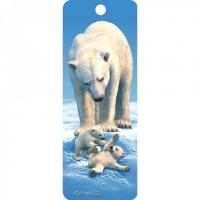 China PET Type Souvenir 3D Lenticular Bookmarks , Customized 3d lenticular prints wholesale