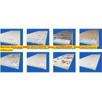 Buy cheap China hot sale waterproof Wpc Board plastic pvc wall cladding Panel with good quality from wholesalers