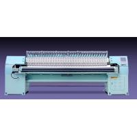 China 33 Heads Single Color Embroidery Multi Needle Quilting Machines Easy Operation on sale