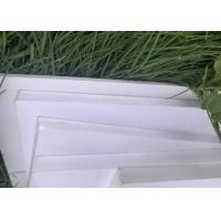 China Polyvinyl Chloride PVC Decorative Sheet For Photo Mounting Advertising Display wholesale
