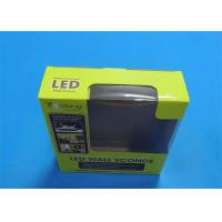 China Glossy Paper Led Light Packaging Boxes With Custom Logo Perfect Binding wholesale