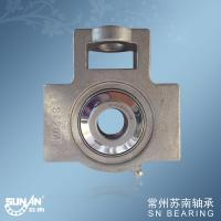 China Stainless Steel 3 / 4 Inch Pillow Block Bearing For Mine Machinery SSUCT204-12 wholesale