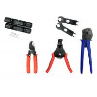 China 5 in 1 portable Solar Photoroltaic Connector Crimping Tool Kit For Solar System on sale