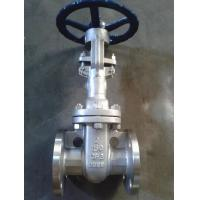 Quality Stainless Steel Gate Valve Class 150 class 300 & JIS 10K,JIS 20K WCB CF8 CF8M for sale