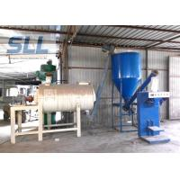 China Simple Spiral Band Dry Mortar Mixer Machine With Sand Dryer High Performance wholesale