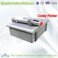 China CNC Corrugated Cardboard Cutter Plotter Machine For Box Model Making on sale