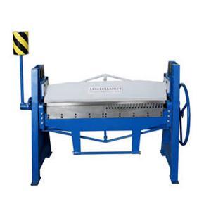 China Sheet metal manual folding machine wholesale