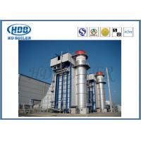 China 130T/h Circulating Fluidized Bed Combustion Boiler / Hot Water Boiler For Power Station wholesale