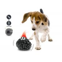 China Lovely Shaking Jumping Squeaky Dog Ball , Motorized Ball Dog Toy With Batteries wholesale