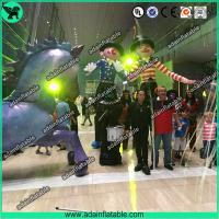 China Inflatable Clown Costume,Walking Inflatable Clown,Moving Clown Costume wholesale