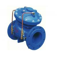 China Stainless Steel Diaphragm Pump Control Valve Multifunctional For Water Supply wholesale