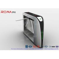 China RONA CE Approved Tripod Turnstile Gateaccess Control With Electromagnetic Valve wholesale