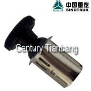 China SINOTRUK HOWO Truck Cabin Parts WG9100580141 Cigar Lighter wholesale