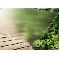 China Pre - Stressed Clear Tempered Glass , Ultra White  Flat Solar Glass Heat Resistant wholesale