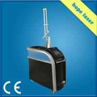 China CE Approved Picosecond Laser Tattoo Removal Equipment 1064nm 532nm 755nm on sale