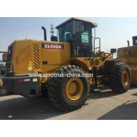 China XCMG Heavy Construction Machinery Maximum Lift 3100-3780mm Tyre Size 23.5-25-16PR wholesale