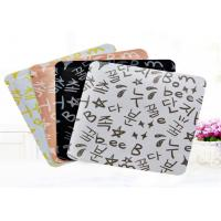 China Custom Multiple Color Printed Cosmetic Packaging Bag For Mask wholesale