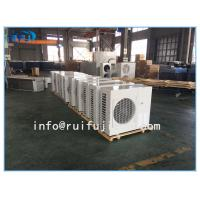 China 24000W Standard Air Cooled Condenser In Refrigeration , Corrosion Resistance DD-37.2/200 wholesale