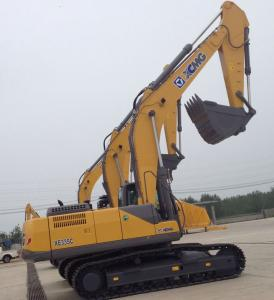 China 170kw Earth Solutions Excavating , 1900rpm 30 Ton Excavator wholesale