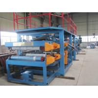 China 1250mm Width EPS Sandwich Panel Production Line 28Kw for Warehouse wholesale