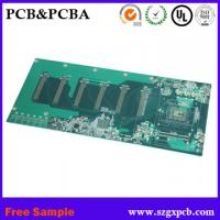 China Multi-layer PCB for Security Products with 8-layer Immersion Gold Motherboard for iPhone wholesale
