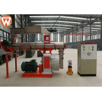 China High Precision Feed Pellet Machine Gear Driven For Large Feed Factory 110kw wholesale
