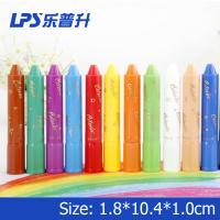 China Kids Painting Water Soluble Wax Pastels Oil Pastel Set Environment Friendly on sale