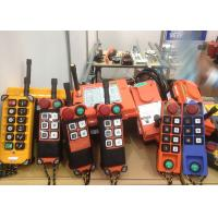 China PA Plastic Wireless Switch Remote Control Crane / Electric Hoist Use wholesale