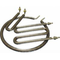 China Customized Finned Tubular Heater , Immersion Heater Element For Home wholesale