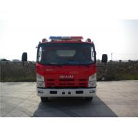 China Strong Lighting Capacity Light Fire Truck 360° Rotation Angle Conveniently wholesale